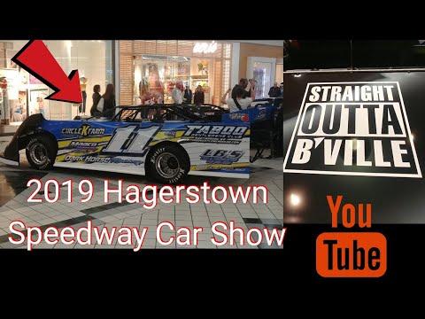 2019 Hagerstown Speedway race car show