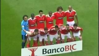 Benfica 2 Rio Ave 1 2009 2010