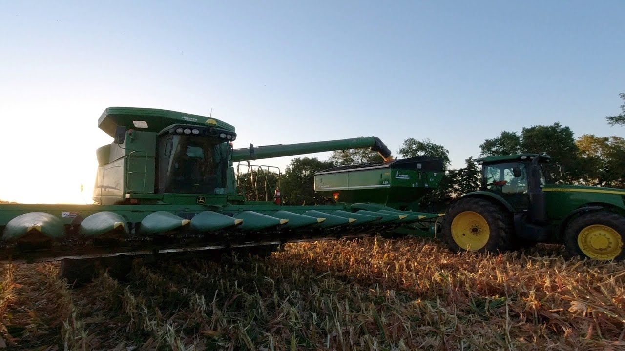 Harvest is Here For Sonne Farms
