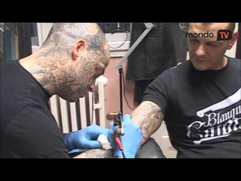 Tattoo Dule Vujičić Umetnik sa istetoviranim licem | Mondo TV