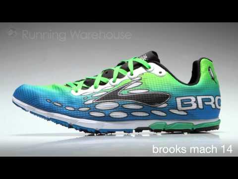 Brooks Mach 14 Men's Shoe - YouTube