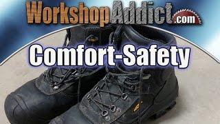 """KEEN Utility Leavenworth Met 6"""" Work  Boots"""