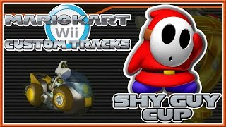 Mario Kart Wii Custom Tracks - Shy Guy Cup