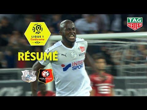 Amiens SC - Stade Rennais FC ( 2-1 ) - Résumé - (ASC - SRFC) / 2018-19