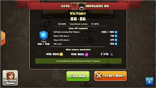 gs96 vs wargods br   all replays twc