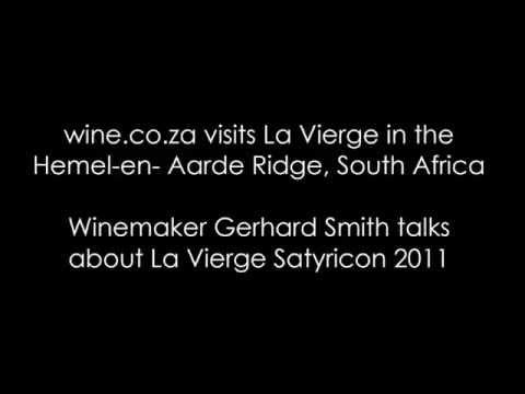 wine.co.za visits La Vierge in Hemel-en-Aarde