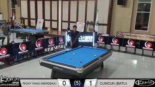 Video Ricky Yang (Merdeka) VS Cun Cun (Batu) | Kamui Open 10 Ball 2019 download MP3, 3GP, MP4, WEBM, AVI, FLV November 2019
