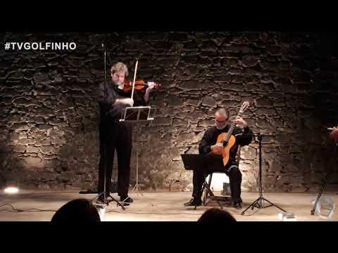 1ª Temp. Programa Música no Forte - Alessandro Borgomanero e Eduardo Meirinhos
