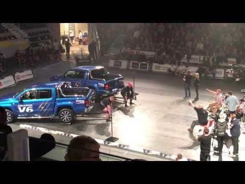 Giants live 2016    Johannes Årsjö vs Bennidict Magnusson - Deadlift
