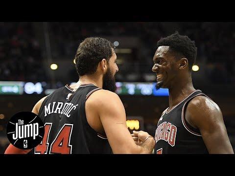 Bulls too good to tank?   The Jump   ESPN
