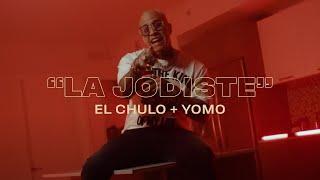 Смотреть клип El Chulo X Yomo - La Jodiste