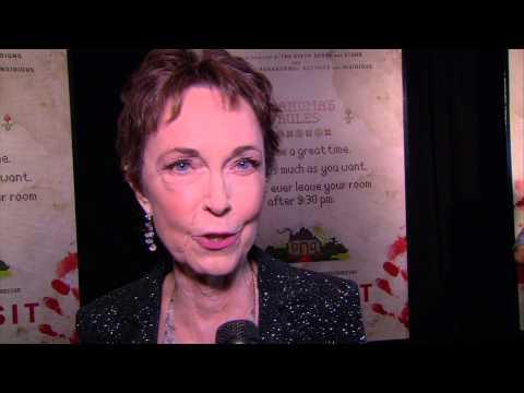 The Visit Premiere Interview - Deanna Dunagan