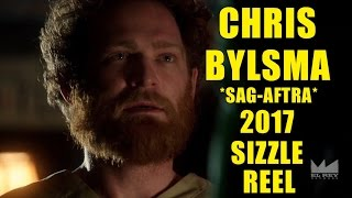 Chris Bylsma - 2017 Acting Sizzle Reel