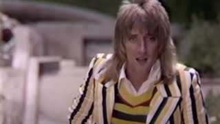 "Rod Stewart - ""The First Cut Is The Deepest"" (Official Music Video)"
