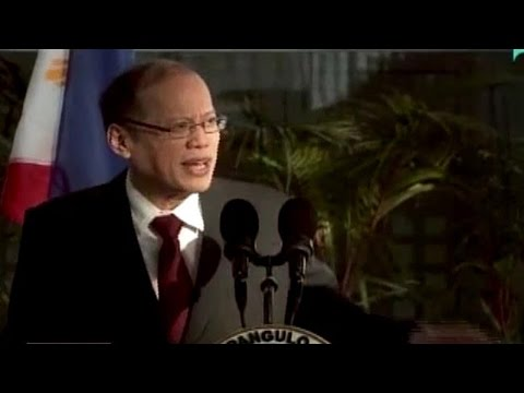 [Good Morning Boss] President Benigno S. Aquino III Speech at NAIA [02|19|16]