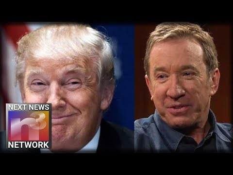 Tim Allen Has 11 Words That Will Make Donald Trump Cheer!