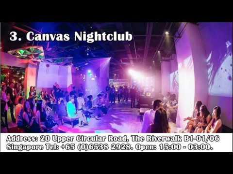 Top 10 Nightclubs in Singapore