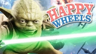 Happy Wheels - STAR WARS LEVELS - Part 7