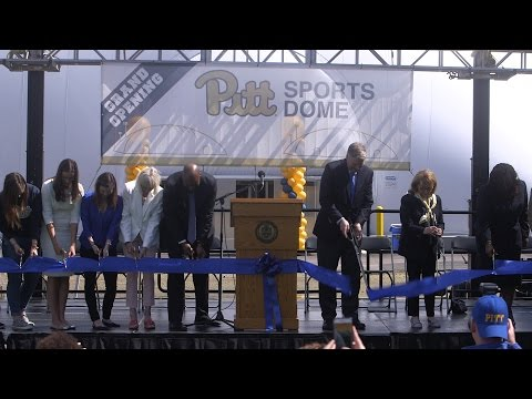 Sports Dome Grand Opening