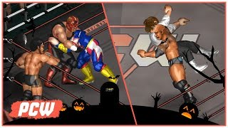 LONGEST MATCH EVER   PCW Teams Of Terror #2 (Fire Pro Wrestling World)
