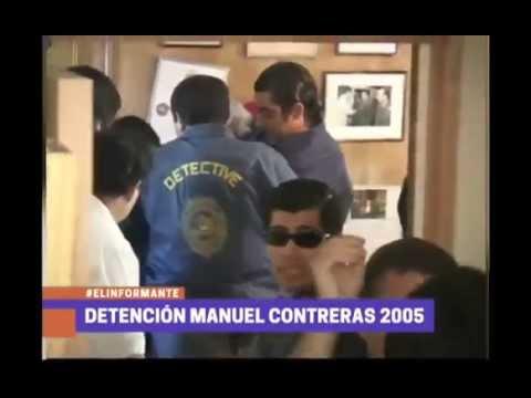 """Arresto Manuel """"Mamo"""" Contreras"""