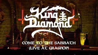 King Diamond – Come to the Sabbath (Live at Graspop) (CLIP)