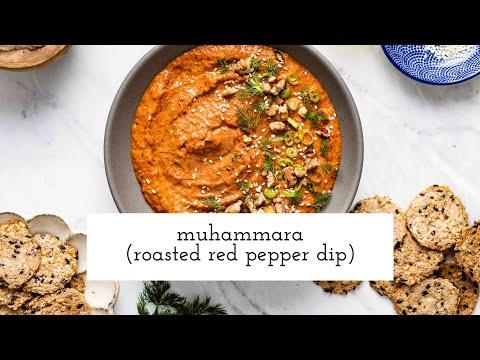 Muhammara Recipe