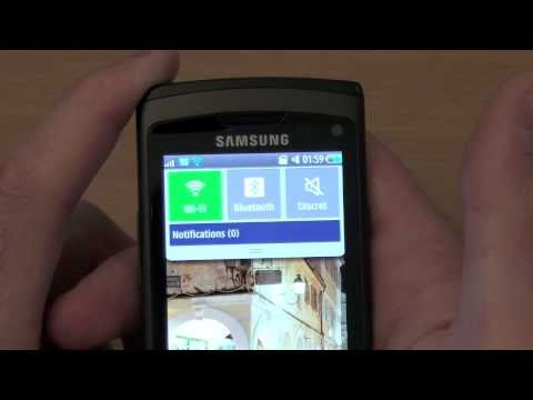 Test du Samsung Wave S8500 par Test-Mobile.fr