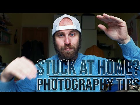 Photography Tips for When you Can't do Photography