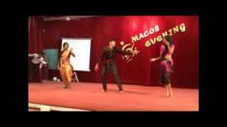 tamil folk couble dance