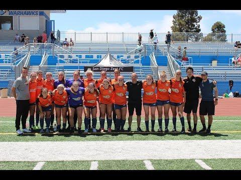2018 WPSL  San Diego Parceiro Ladies vs LA Galaxy San Diego  6302018
