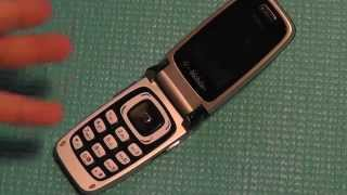Nokia 6103 Flip Phone Review (T-Mobile):