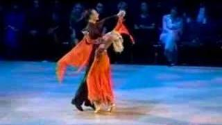 Jonathan Wilkins & Katusha Demidova Foxtrot Showdance