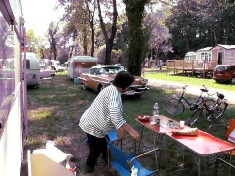 Rccf Caravane De Collection Voiture Ancienne Et De