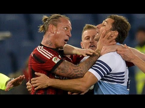 When Players Lose Control!! [Crazy Fights and Furious Moments in Football 2020]