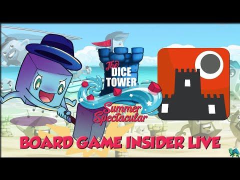 Board Games Insider Live! (Summer Spectacular 2020)