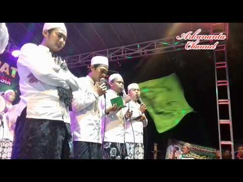 Mahallul Qiyam - Ridwan Asyfi Fatihah Indonesia live Kuripan Babat