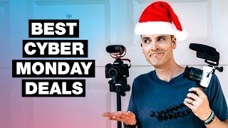 Top 10 Cyber Monday Tech and Camera Deals