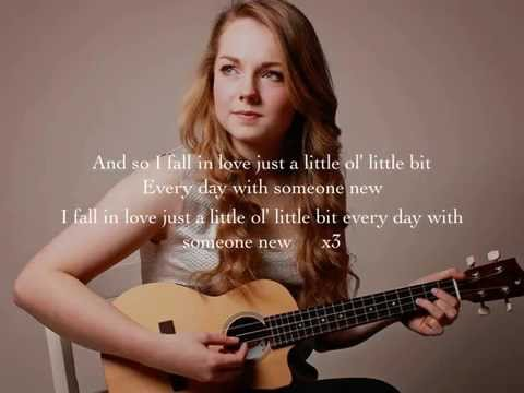 Someone New lyrics video ( Cover by Emma Varley) Hozier