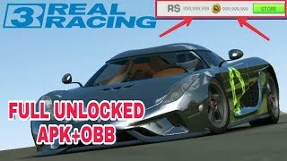 Gambar cover HOW TO DOWNLOAD REAL RACING 3 FULL UNLOCKED 100% WORK
