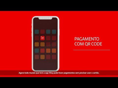 Como pagar compras utilizando o QR Code no app Way?