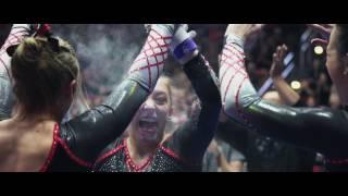SUU Gymnastics Regionals hype