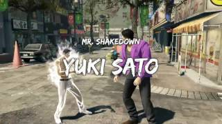 Yakuza 0 - The Golden Pistol is Ridiculous