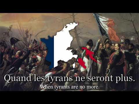 'Chant du dpart' - National Anthem of The First French Empire