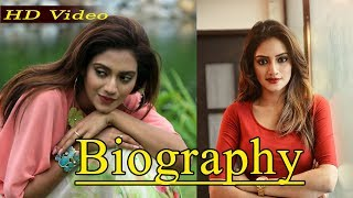 Nusrat jahan biography | Kolkata actress nusrat jahan | Tollywood actress full Biography
