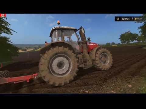 FS17 - Coldborough Park Farm 40 - Planting / Selling Crops