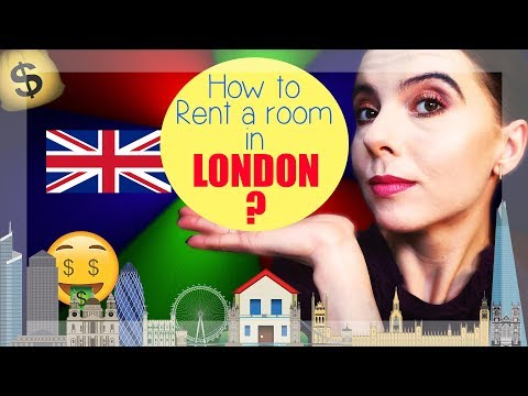 Renting A Room In London Explained-tips For The Beginners. #5 London // Zaneta Uba