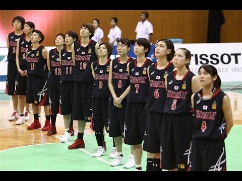 Korea v Japan - Final Full Game - 2013 FIBA Asia Championship for Women