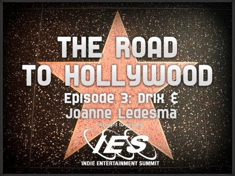 I E S: THE ROAD TO HOLLYWOOD - GUESTS: JOANNE LEDESMA & DRIX 12-18-12