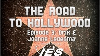 i e s the road to hollywood guests joanne ledesma drix 12 18 12